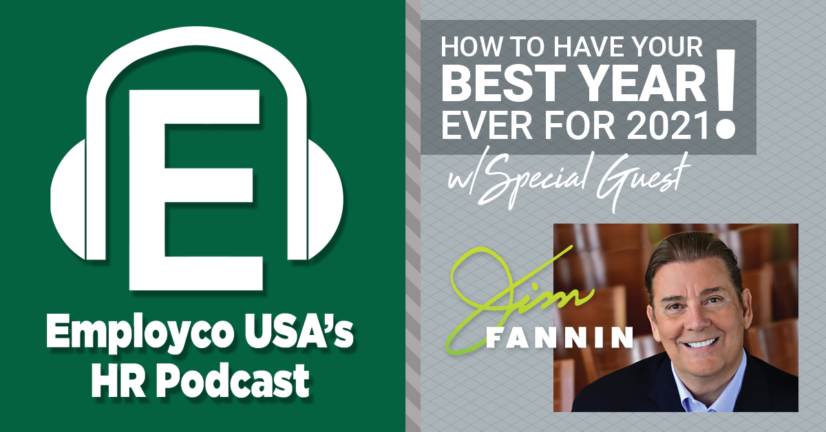 Podcast: How to Have Your Best Year Ever for 2021!