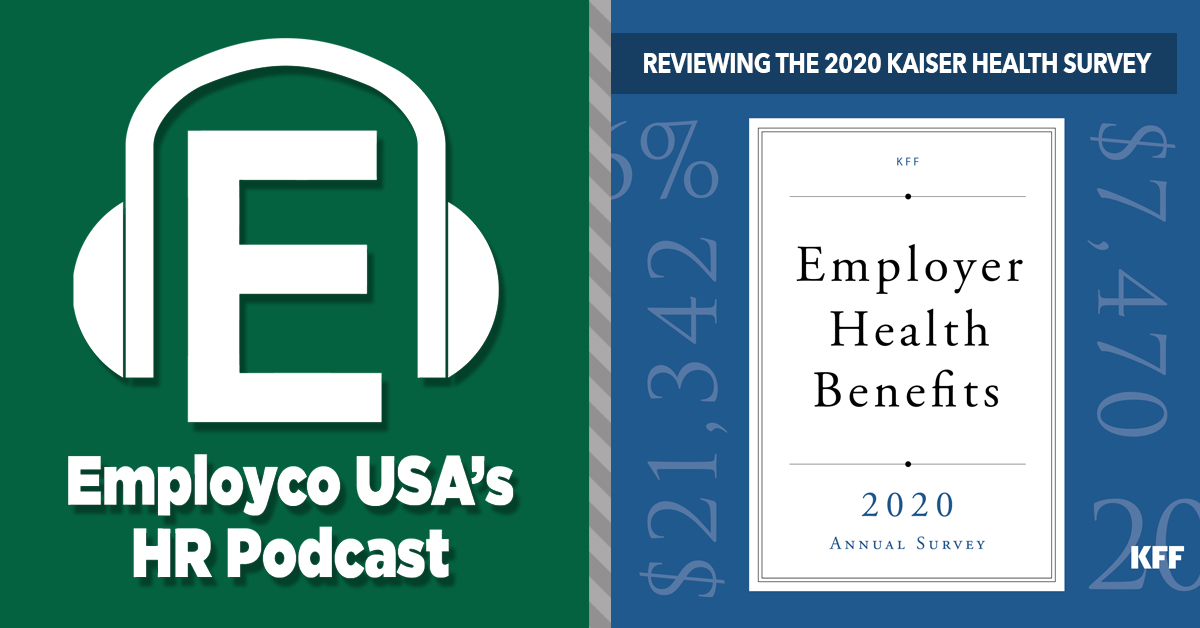 Podcast: Reviewing the 2020 Kaiser Health Survey