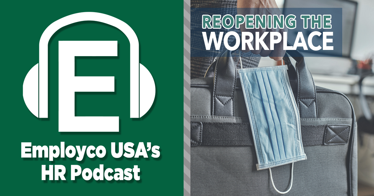 Podcast: Reopening the Workplace
