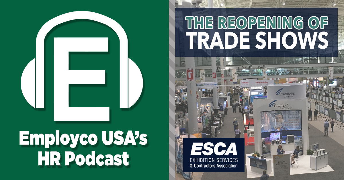 Podcast: The Reopening of Trade Shows