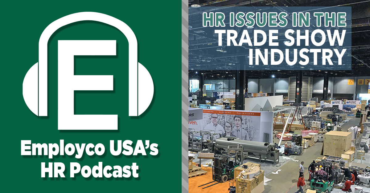 Podcast: HR Issues in the Trade Show Industry