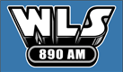 WLS 890 AM Radio Logo