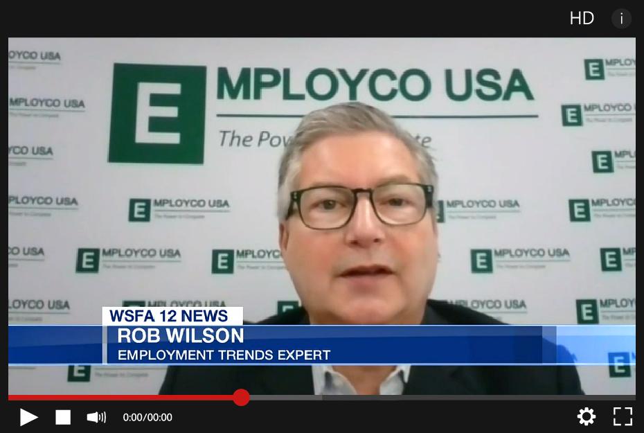 Rob Wilson on WSFA 12 News