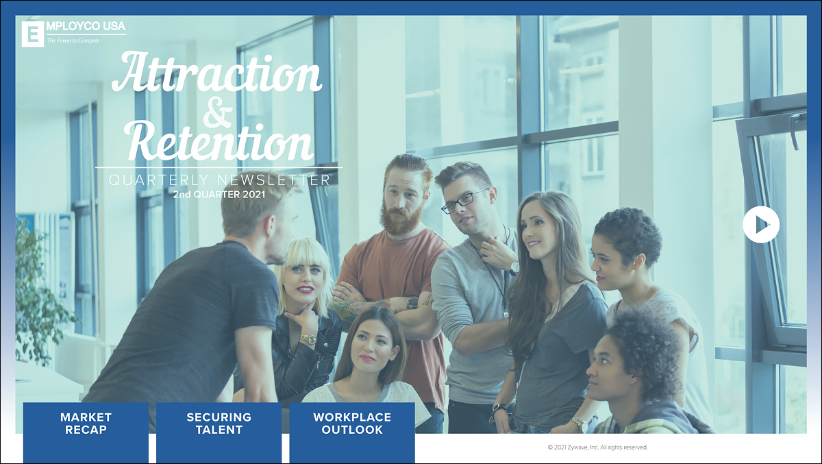 Attraction and Retention PDF